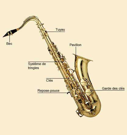 photo de Saxophone ténor