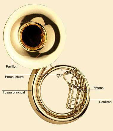 photo de Sousaphone